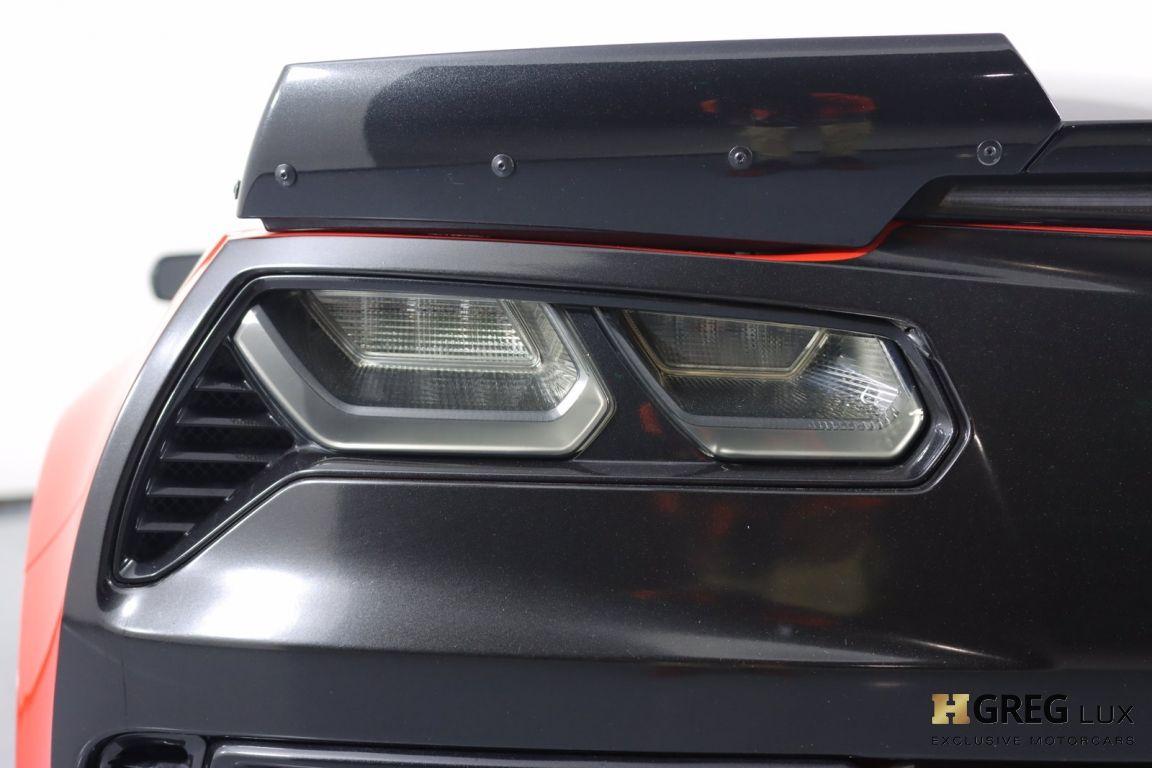 2016 Chevrolet Corvette Z06 2LZ #16