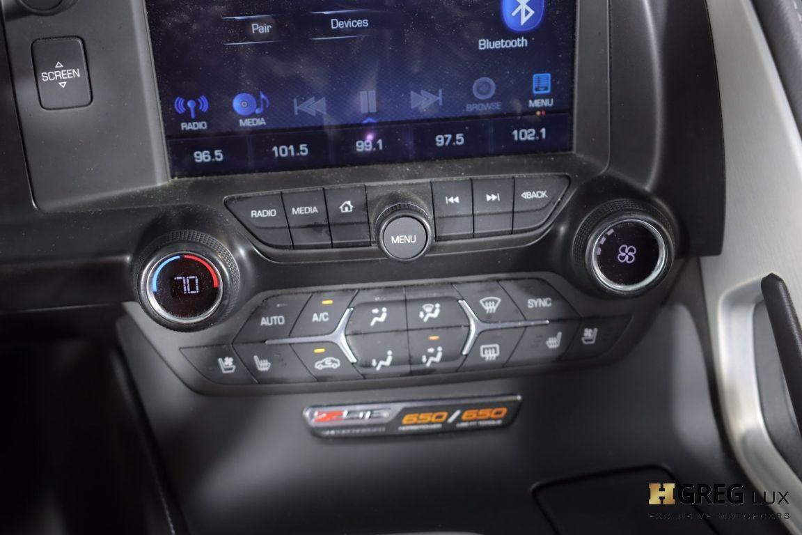 2016 Chevrolet Corvette Z06 2LZ #36