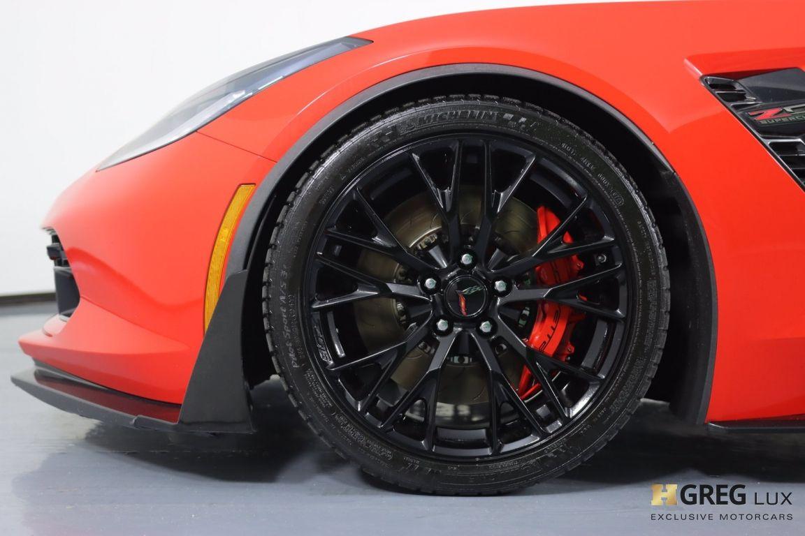 2016 Chevrolet Corvette Z06 2LZ #21