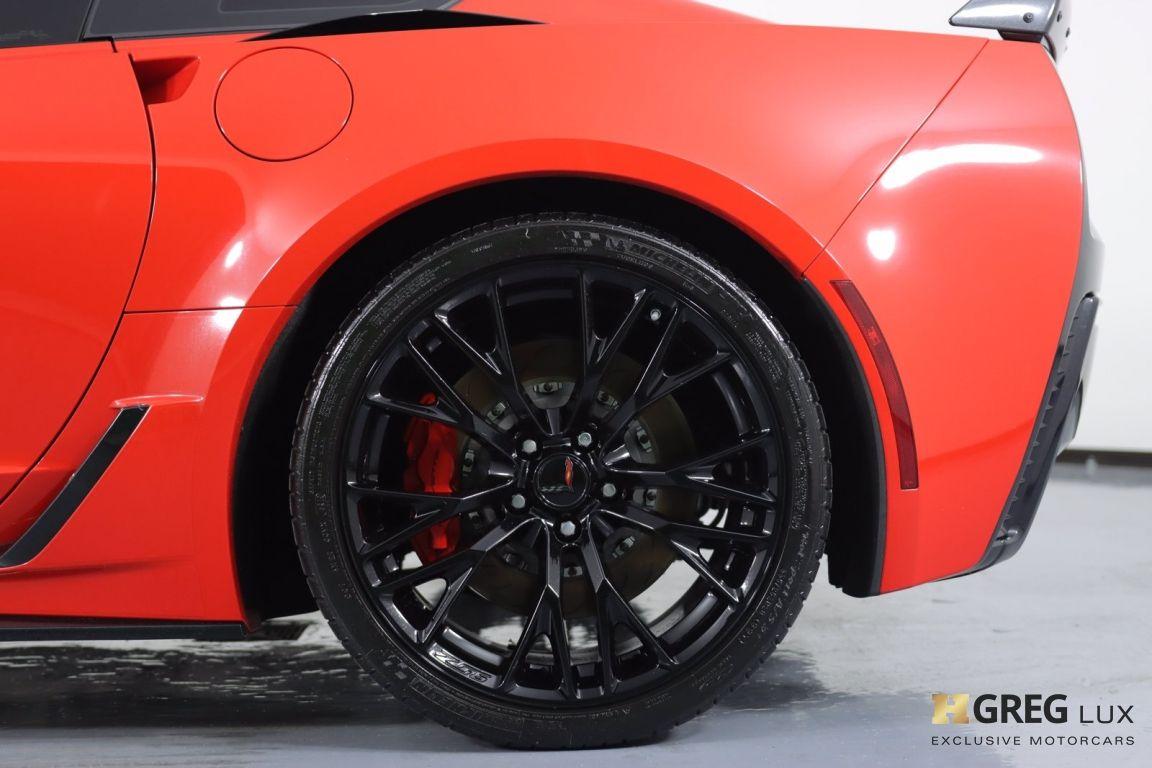 2016 Chevrolet Corvette Z06 2LZ #23