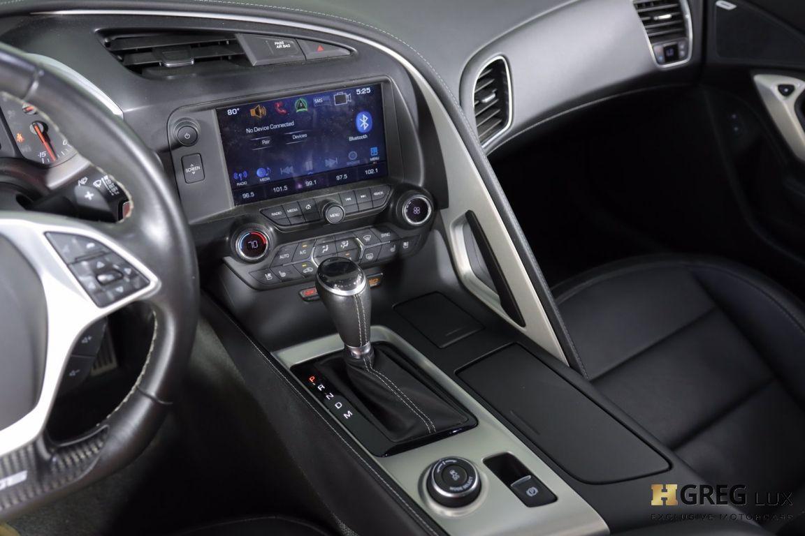 2016 Chevrolet Corvette Z06 2LZ #34