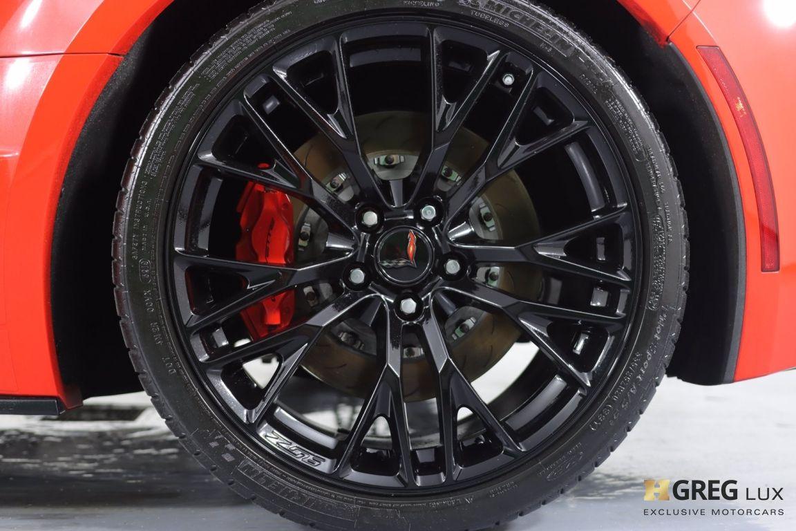 2016 Chevrolet Corvette Z06 2LZ #24