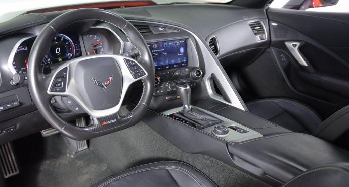 2016 Chevrolet Corvette Z06 2LZ #1
