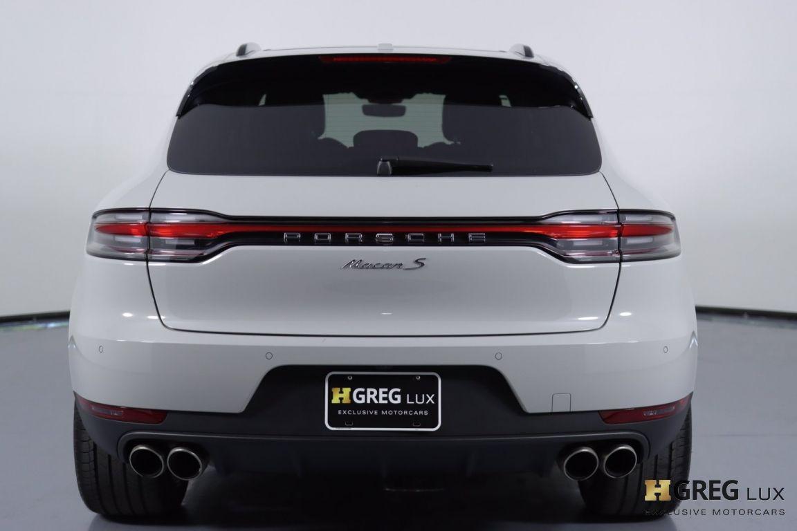 2019 Porsche Macan S #10