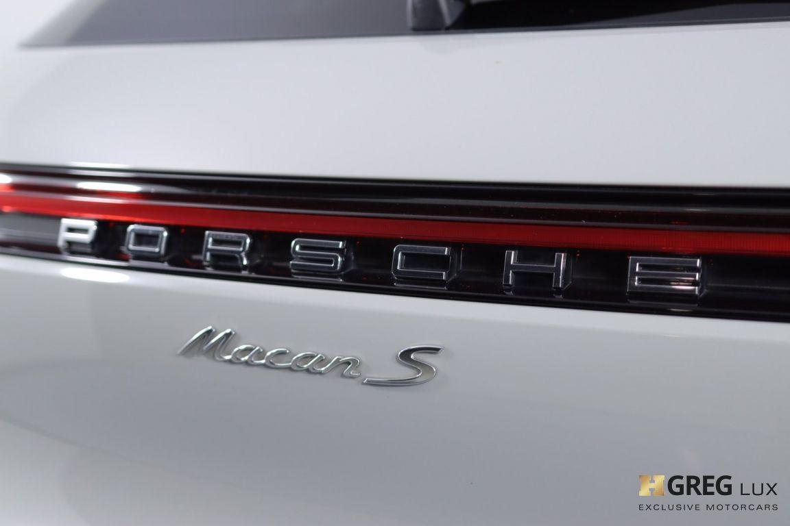 2019 Porsche Macan S #13