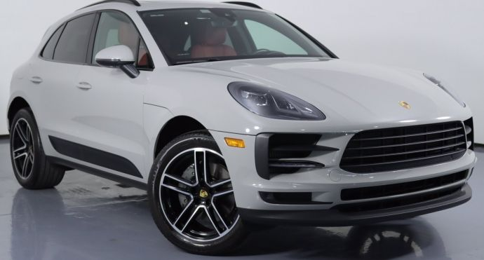 2019 Porsche Macan S #0