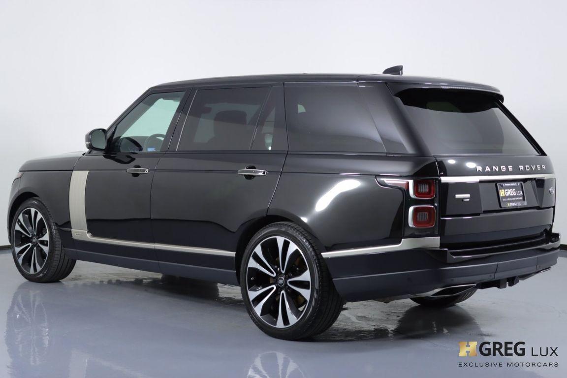 2021 Land Rover Range Rover Fifty #20