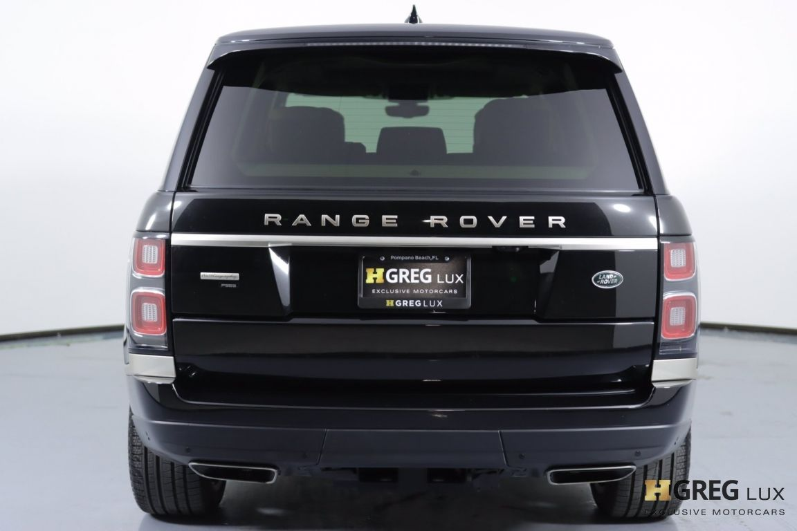 2021 Land Rover Range Rover Fifty #15