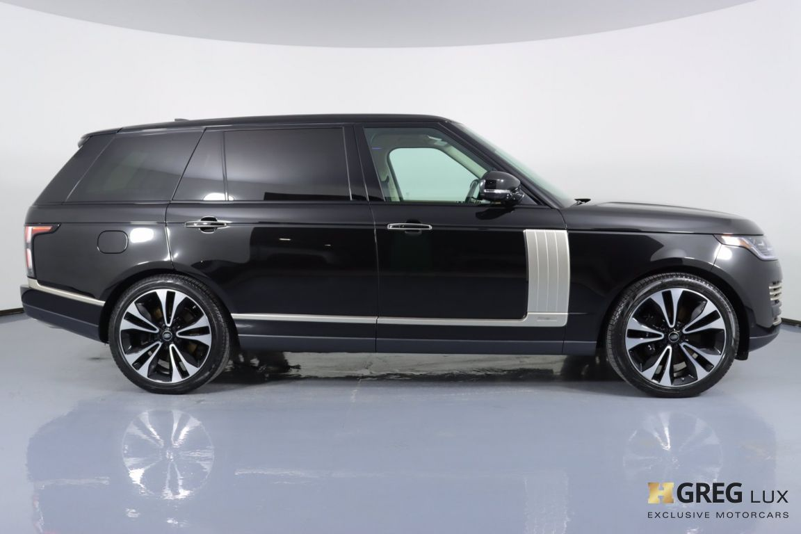 2021 Land Rover Range Rover Fifty #10