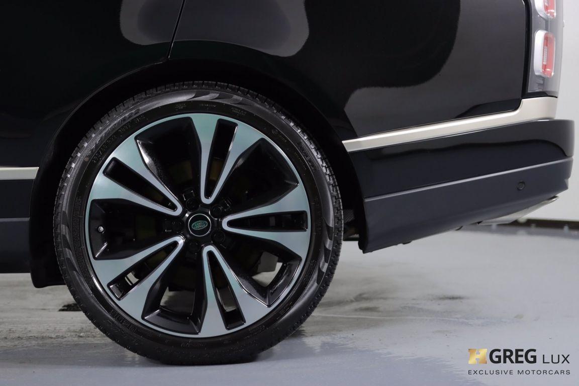 2021 Land Rover Range Rover Fifty #24