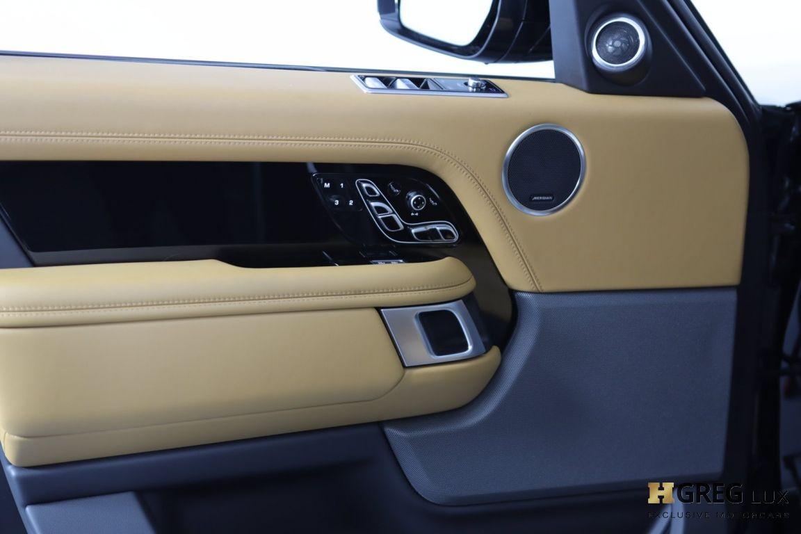2021 Land Rover Range Rover Fifty #35