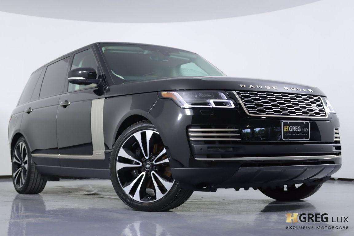 2021 Land Rover Range Rover Fifty #27