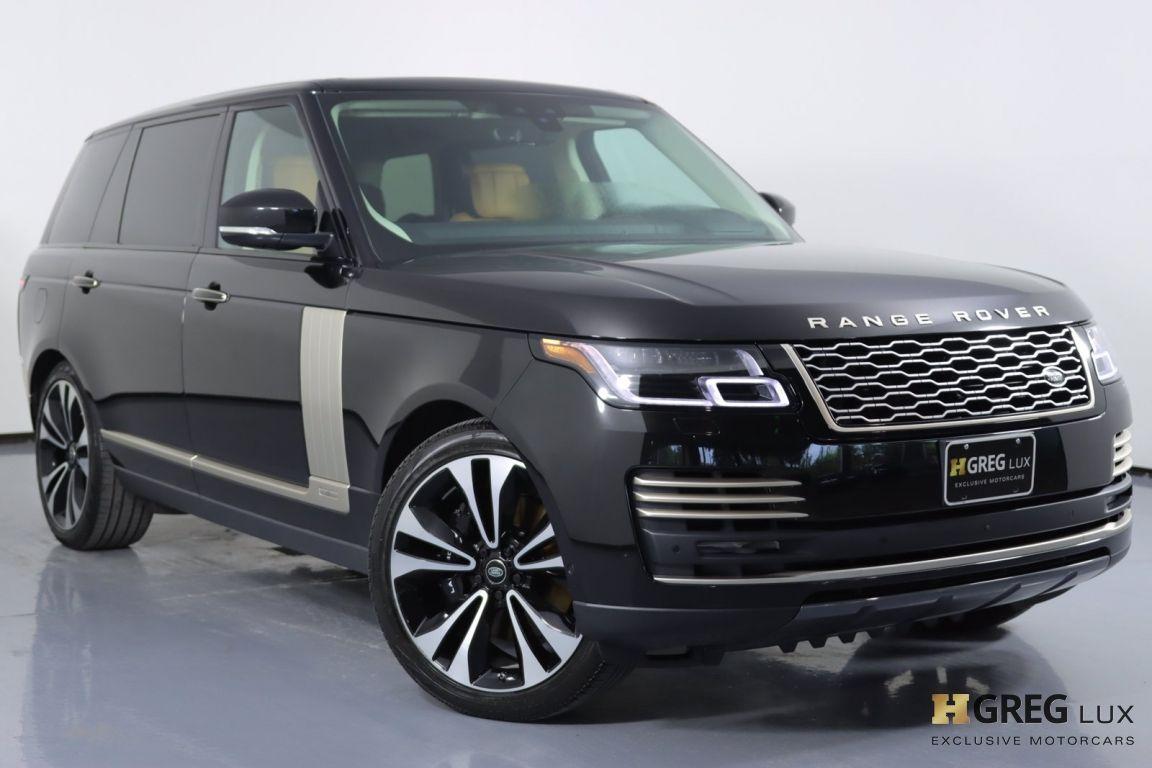 2021 Land Rover Range Rover Fifty #0
