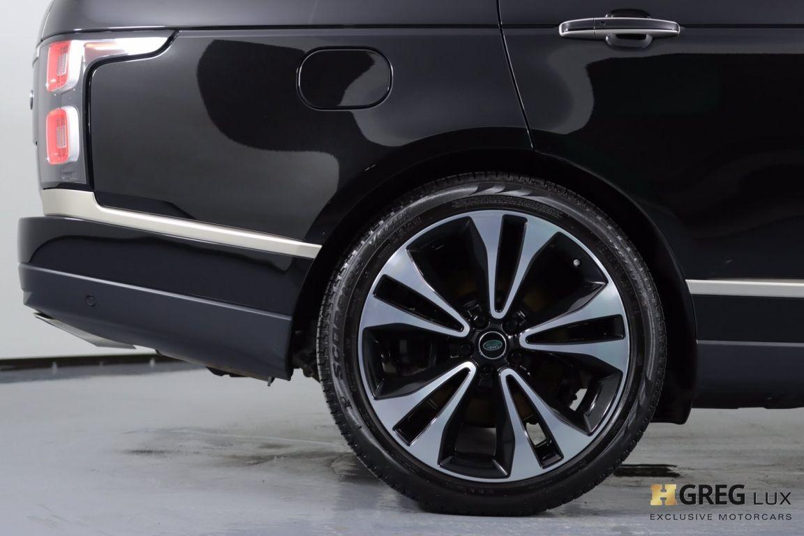 2021 Land Rover Range Rover Fifty #12