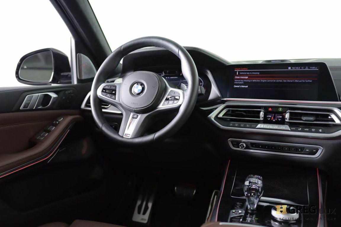 2020 BMW X7 M50i #56