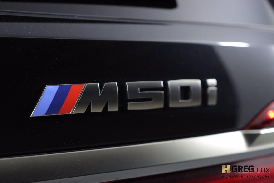2020 BMW X7 M50i #20
