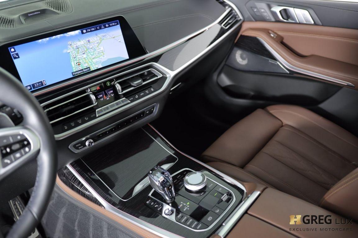 2020 BMW X7 M50i #42