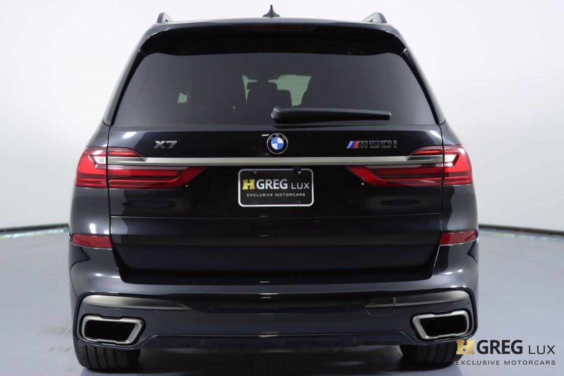 2020 BMW X7 M50i #17