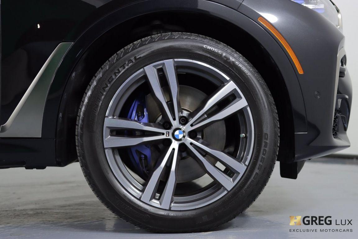 2020 BMW X7 M50i #12