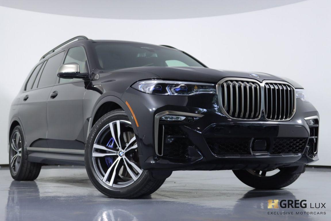 2020 BMW X7 M50i #3