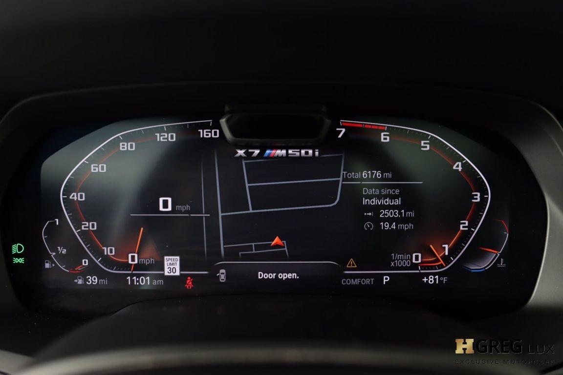 2020 BMW X7 M50i #51