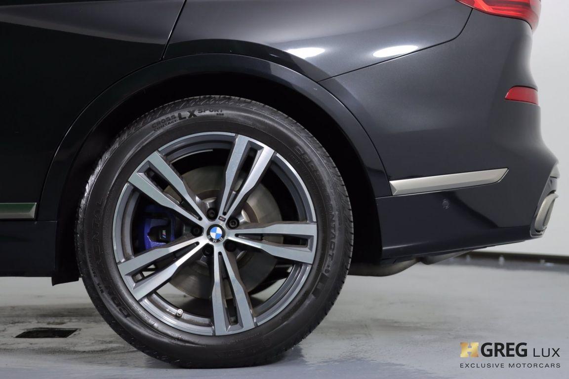 2020 BMW X7 M50i #26