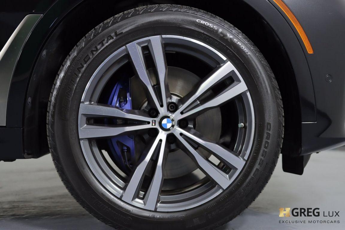2020 BMW X7 M50i #13