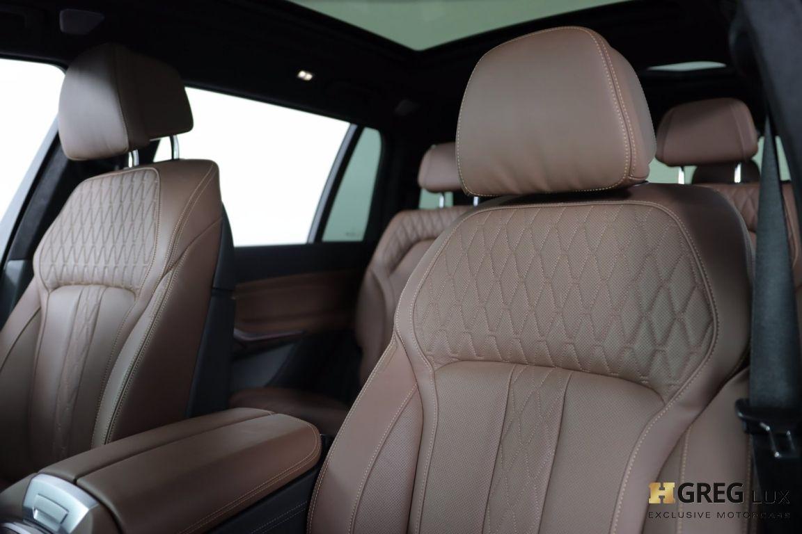2020 BMW X7 M50i #28