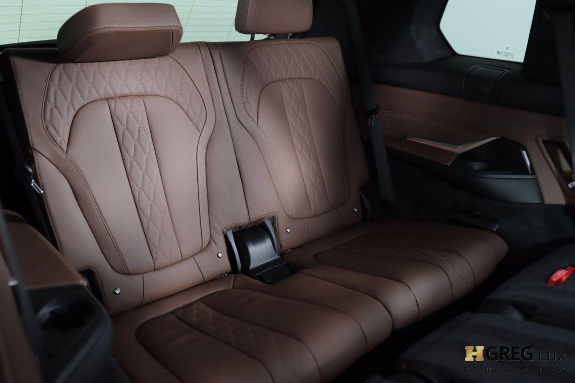 2020 BMW X7 M50i #36