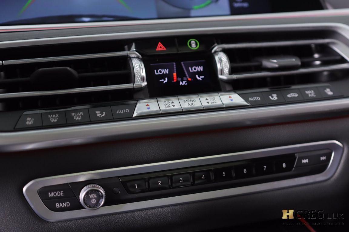 2020 BMW X7 M50i #45