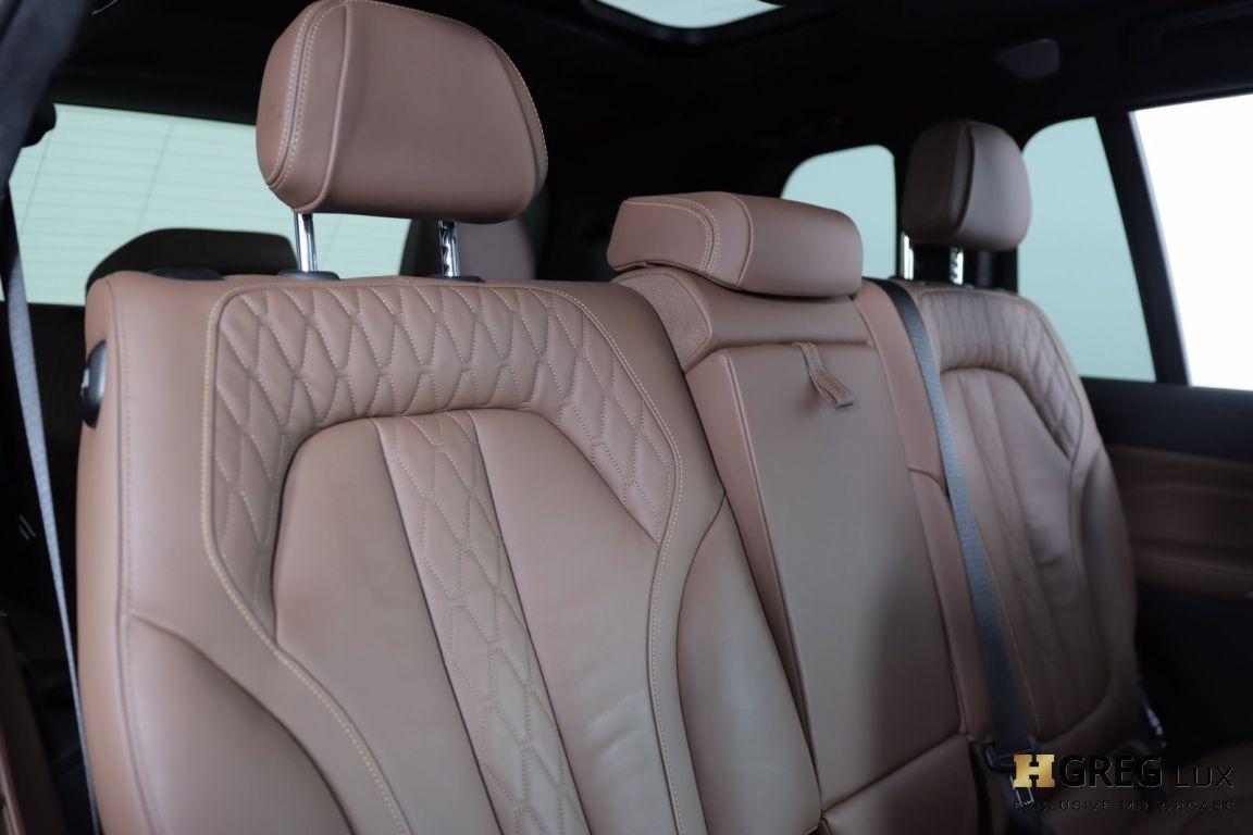 2020 BMW X7 M50i #34