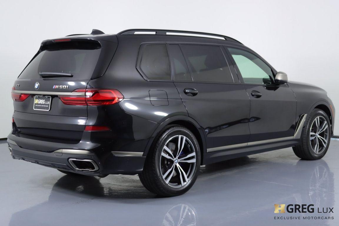 2020 BMW X7 M50i #16