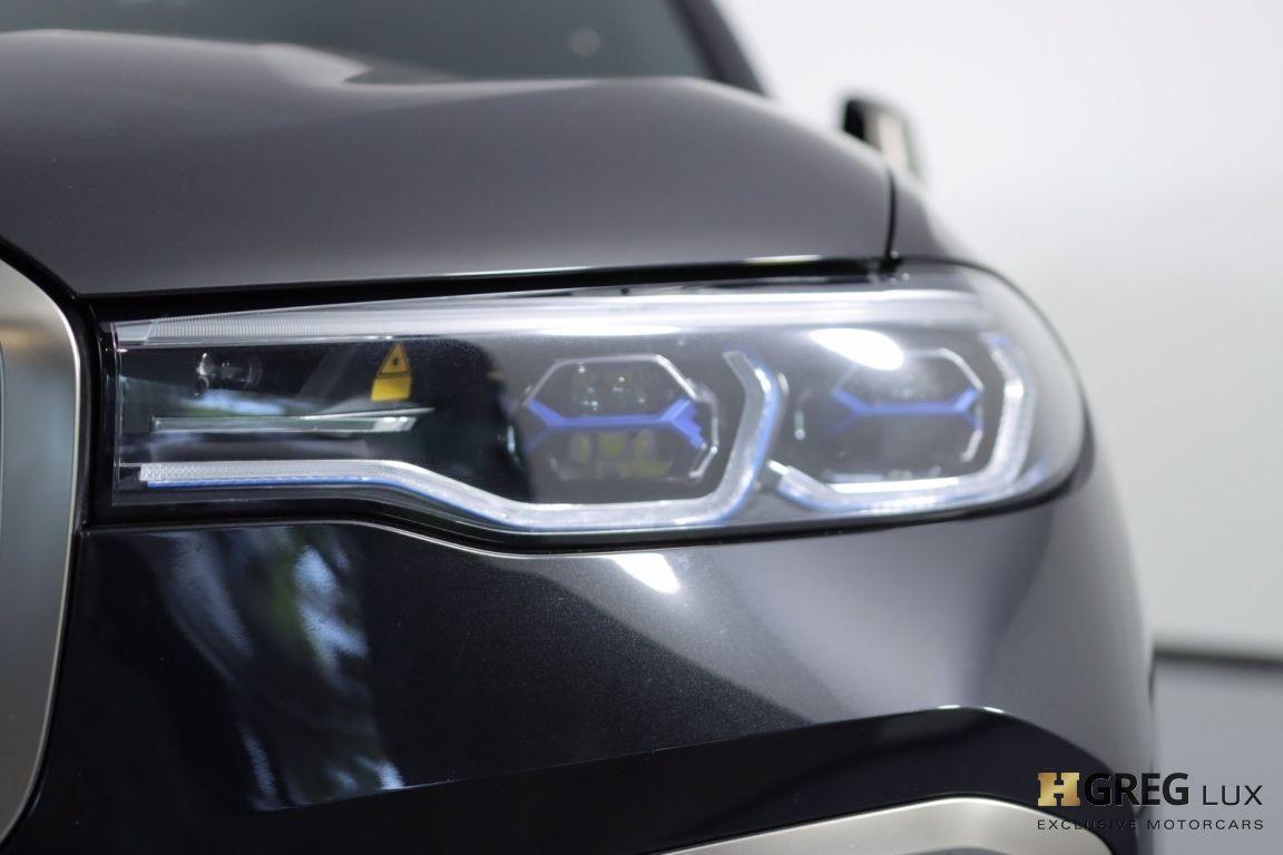 2020 BMW X7 M50i #6
