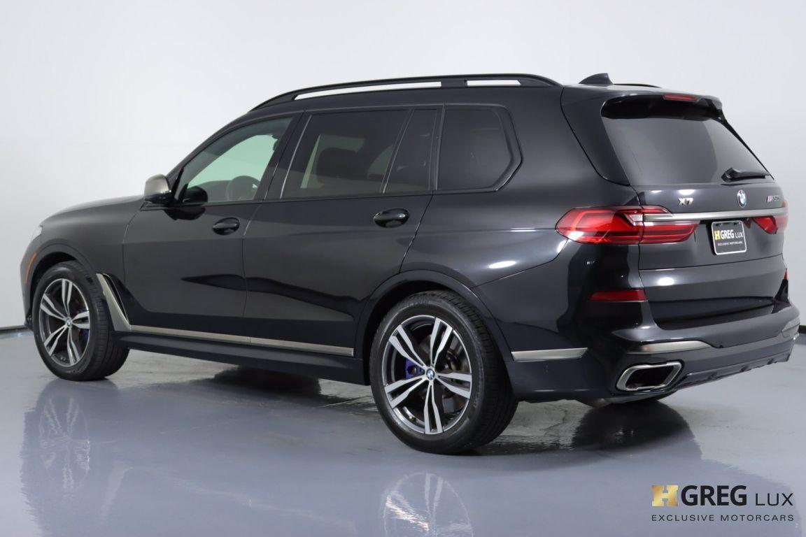2020 BMW X7 M50i #22