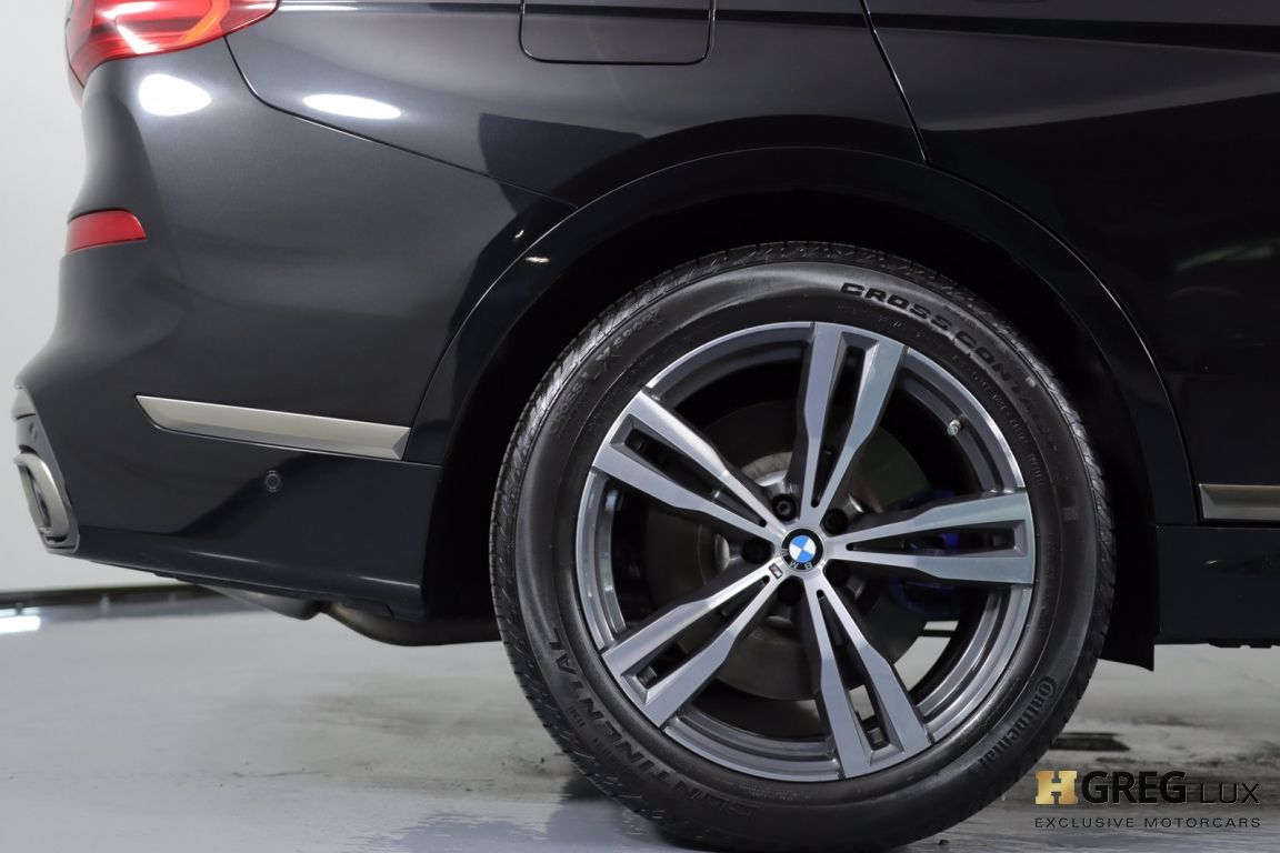 2020 BMW X7 M50i #14