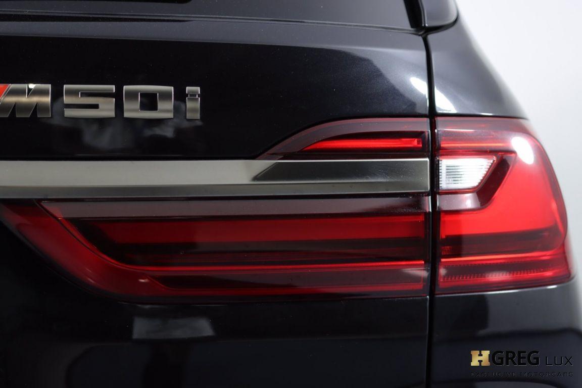 2020 BMW X7 M50i #19