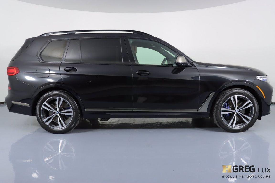 2020 BMW X7 M50i #11