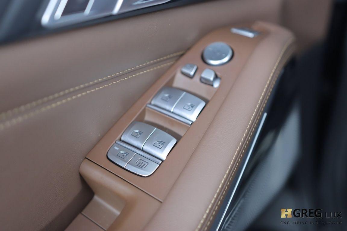 2020 BMW X7 M50i #39
