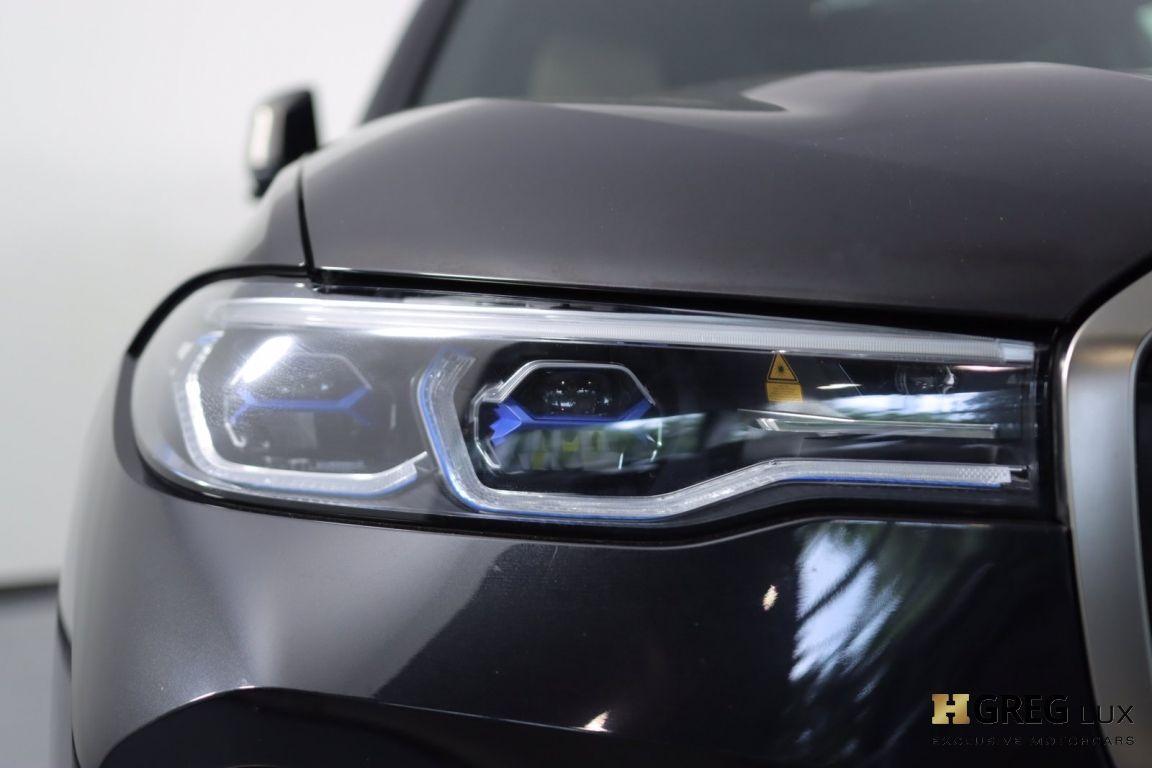 2020 BMW X7 M50i #5