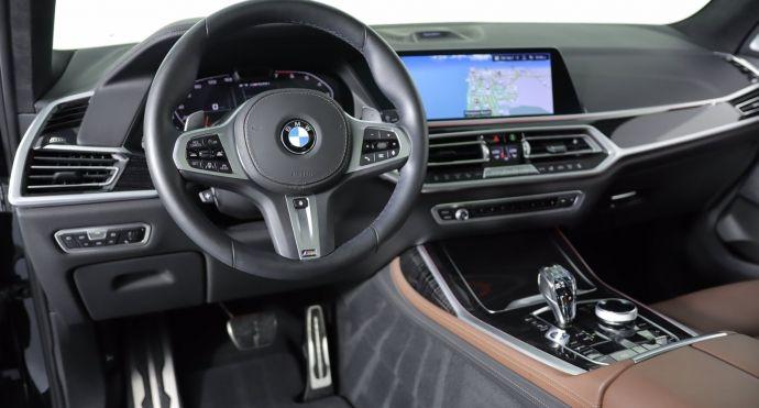 2020 BMW X7 M50i #1