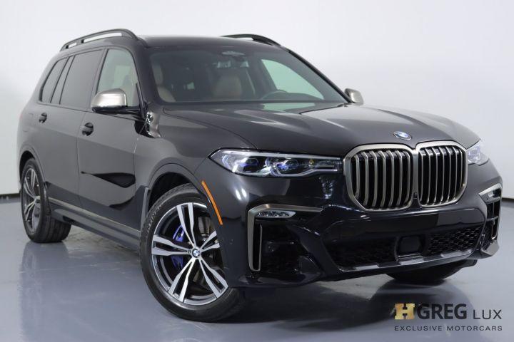 2020 BMW X7 M50i #0