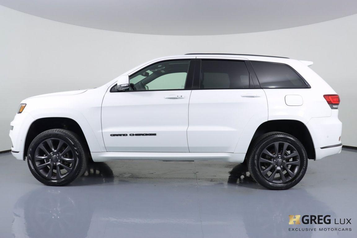 2018 Jeep Grand Cherokee High Altitude #21