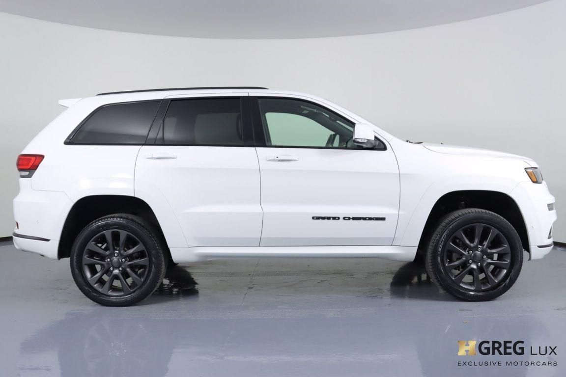 2018 Jeep Grand Cherokee High Altitude #10