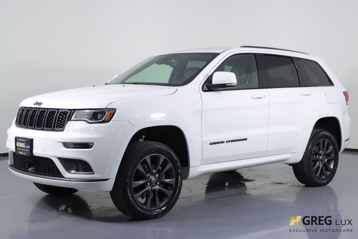 2018 Jeep Grand Cherokee High Altitude #26