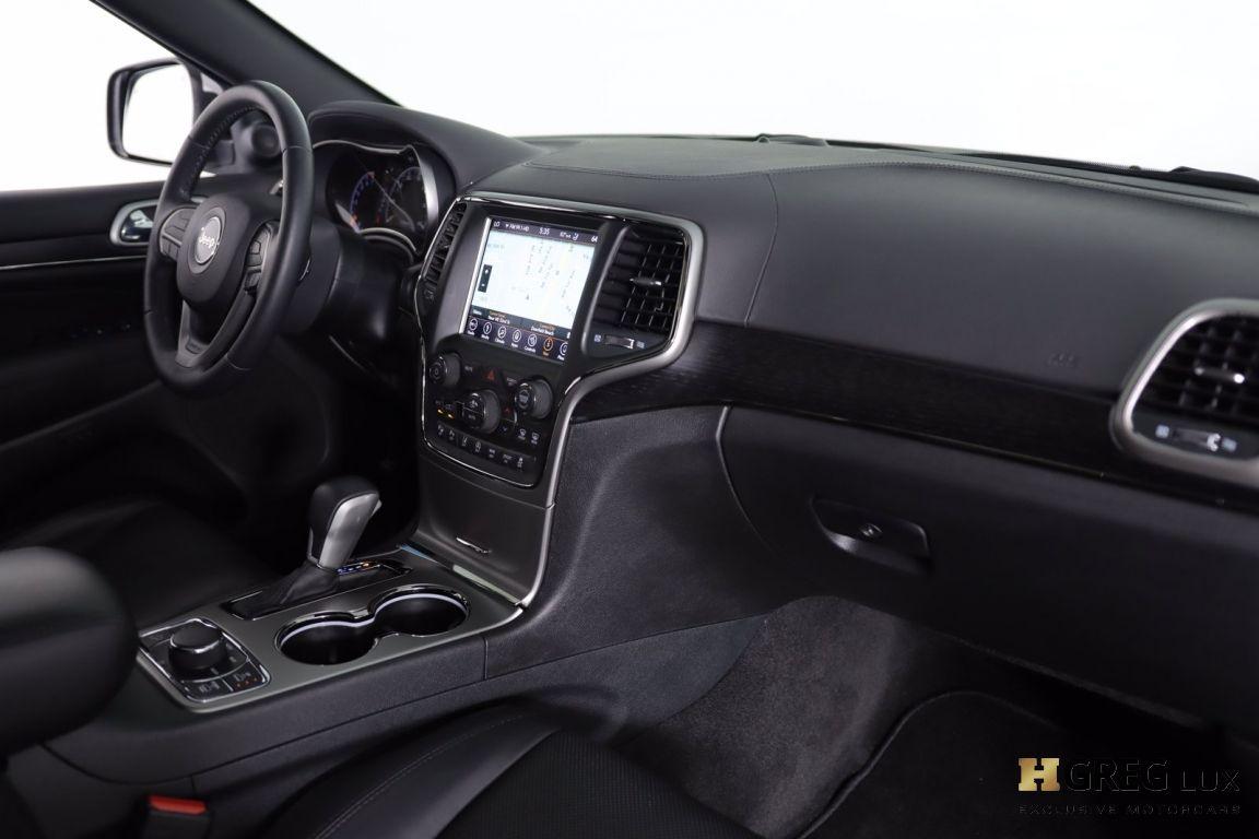 2018 Jeep Grand Cherokee High Altitude #51