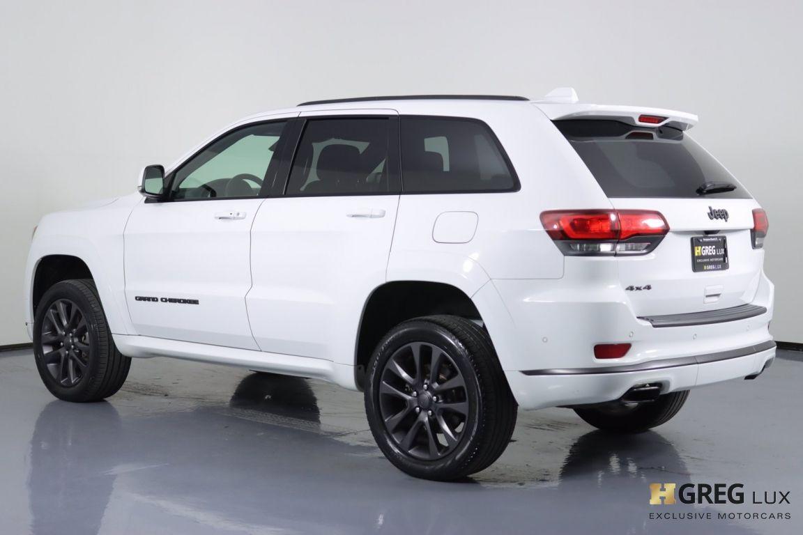 2018 Jeep Grand Cherokee High Altitude #20