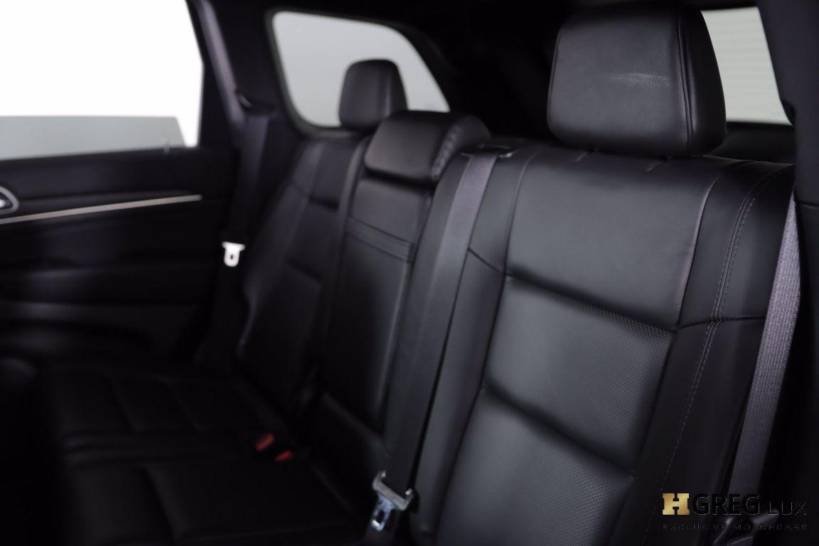 2018 Jeep Grand Cherokee High Altitude #29