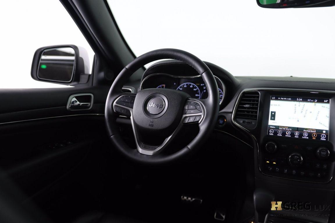 2018 Jeep Grand Cherokee High Altitude #48