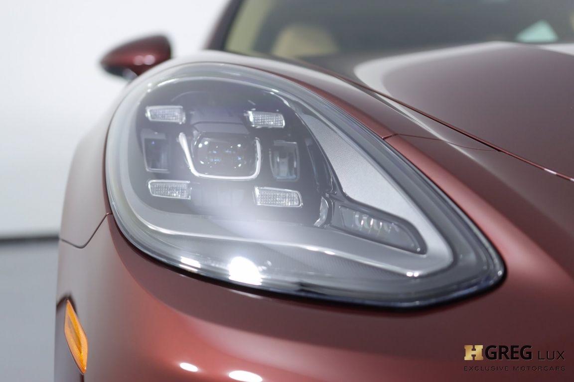2021 Porsche Panamera  #4