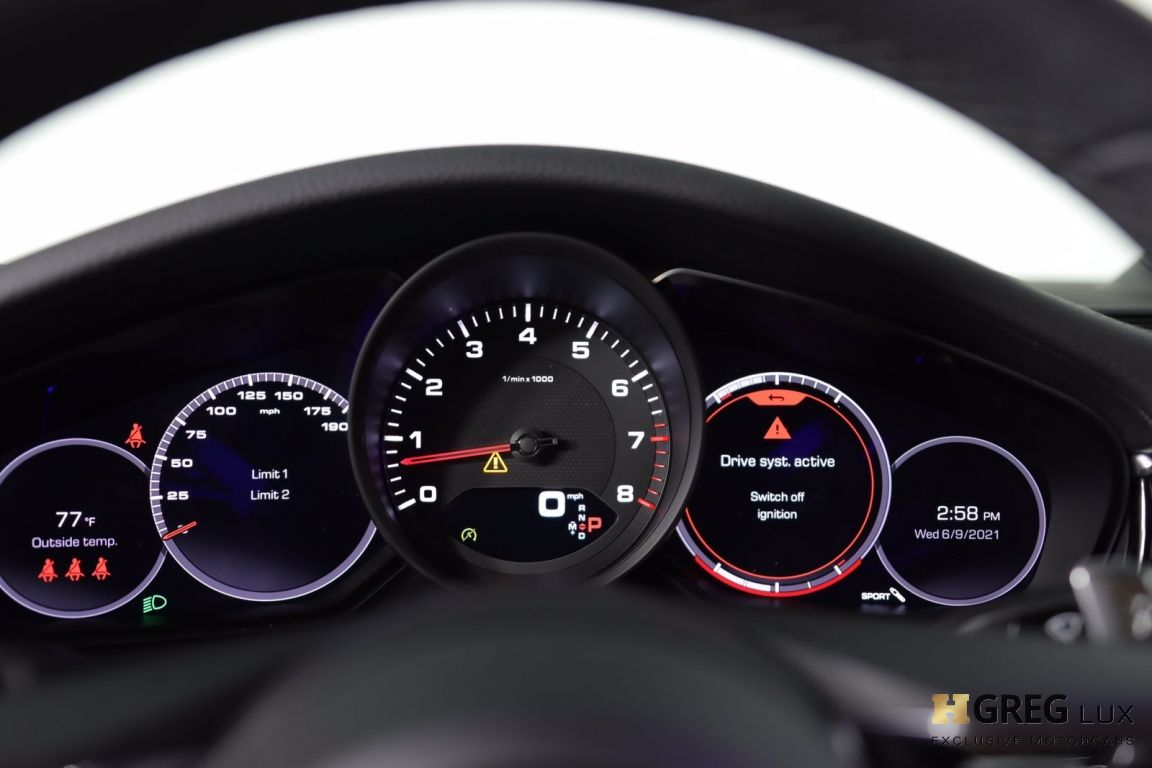 2021 Porsche Panamera  #45